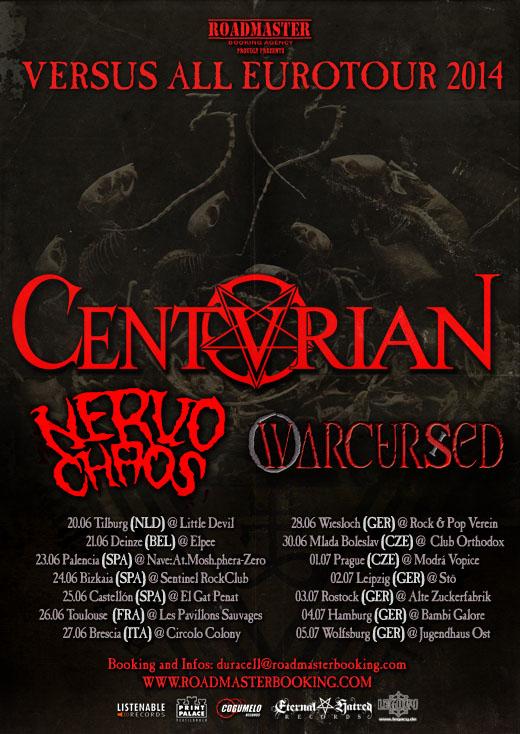 centurian dates eurotour 2014 smnnews forums. Black Bedroom Furniture Sets. Home Design Ideas
