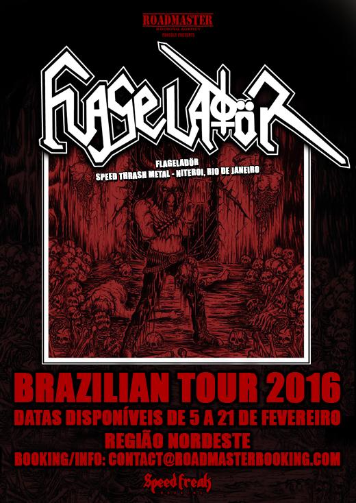 Flagelador Nordeste Tour Web