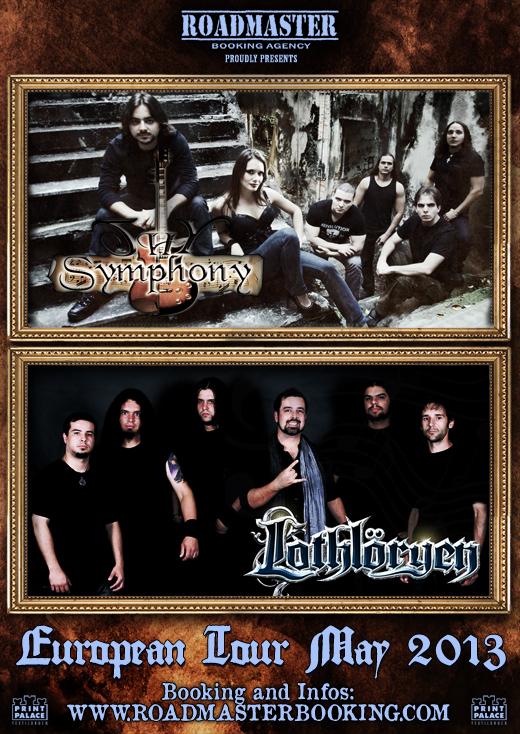 Flyer Lothloryen Thy Symphony Eurotour 2013 Web