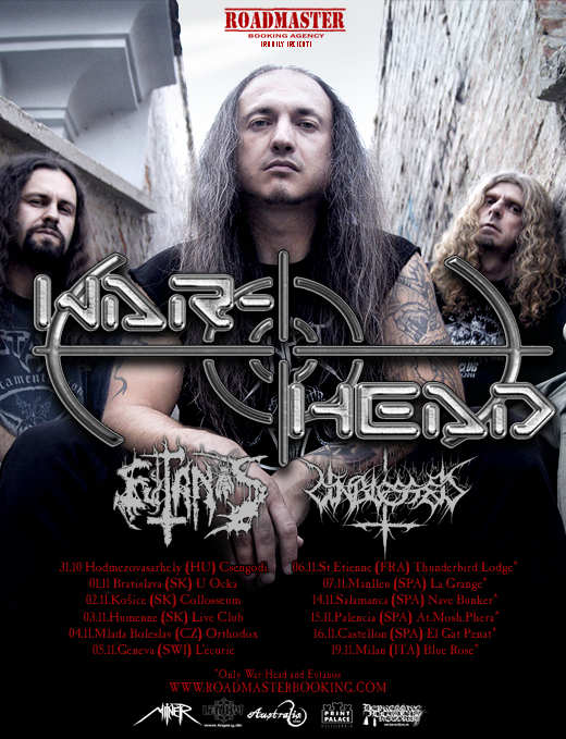 Flyer Tour October 2014 Datas web