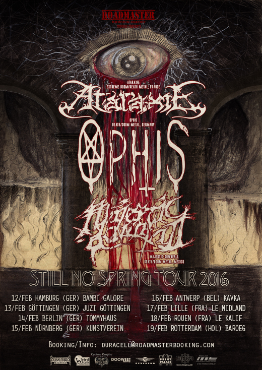 OphisAtaraxieMD Tour Poster final web