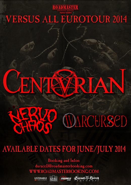 CENTURIAN Eurotour 2014