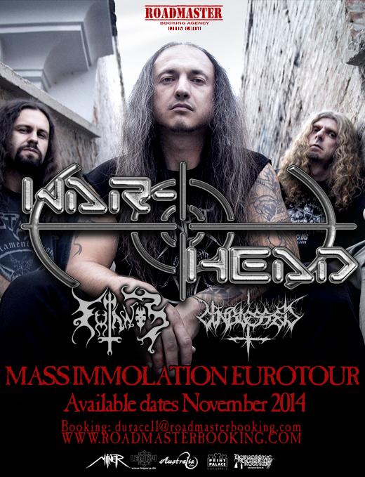 War-Head Flyer Tour