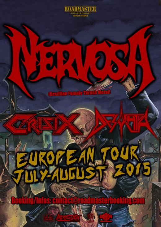 NERVOSA Flyer Eurotour 2015 Web